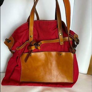 Colombian designer Silvia Tcherassi Crossbody bag